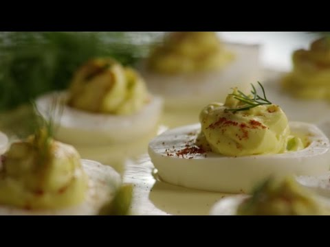 Deviled Egg Recipe - How to Make Delicious Deviled Eggs - YouTube