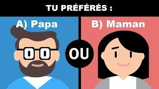 LES CHOIX LES PLUS DIFFICILES AU MONDE ! TEST DE PERSONNALITÉ #1