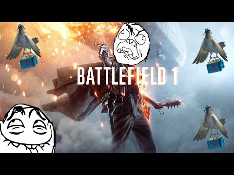 Battlefield 1 savage pigeons