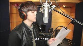 【TVPP】Junho(2PM) - 'Sad Love' Guide Recording, 준호(투피…