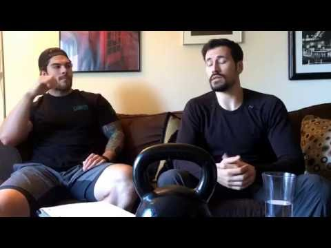 Kettle Bells and BEARs oh my! [Interview with John Bair]