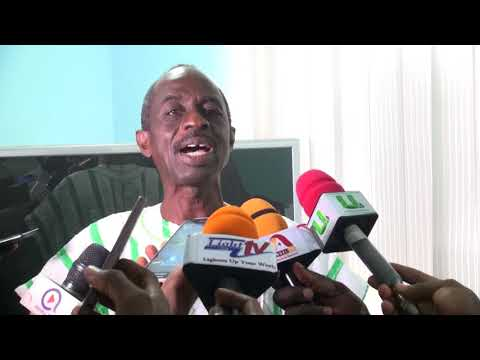 Accra: Progressive Forces engage press at International Press Centre over Ghana-US military deal