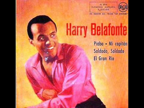 Harry Belafonte. Matilda
