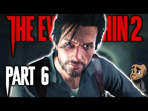 The Evil Within 2 — Part 6 | THE WAREHOUSE | Let's Play Gameplay Walkthrough Playthrough PS4