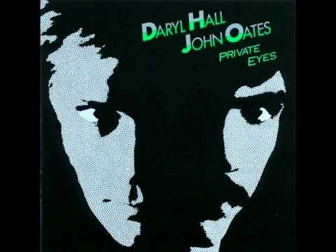 Hall & Oates - Unguarded Minute
