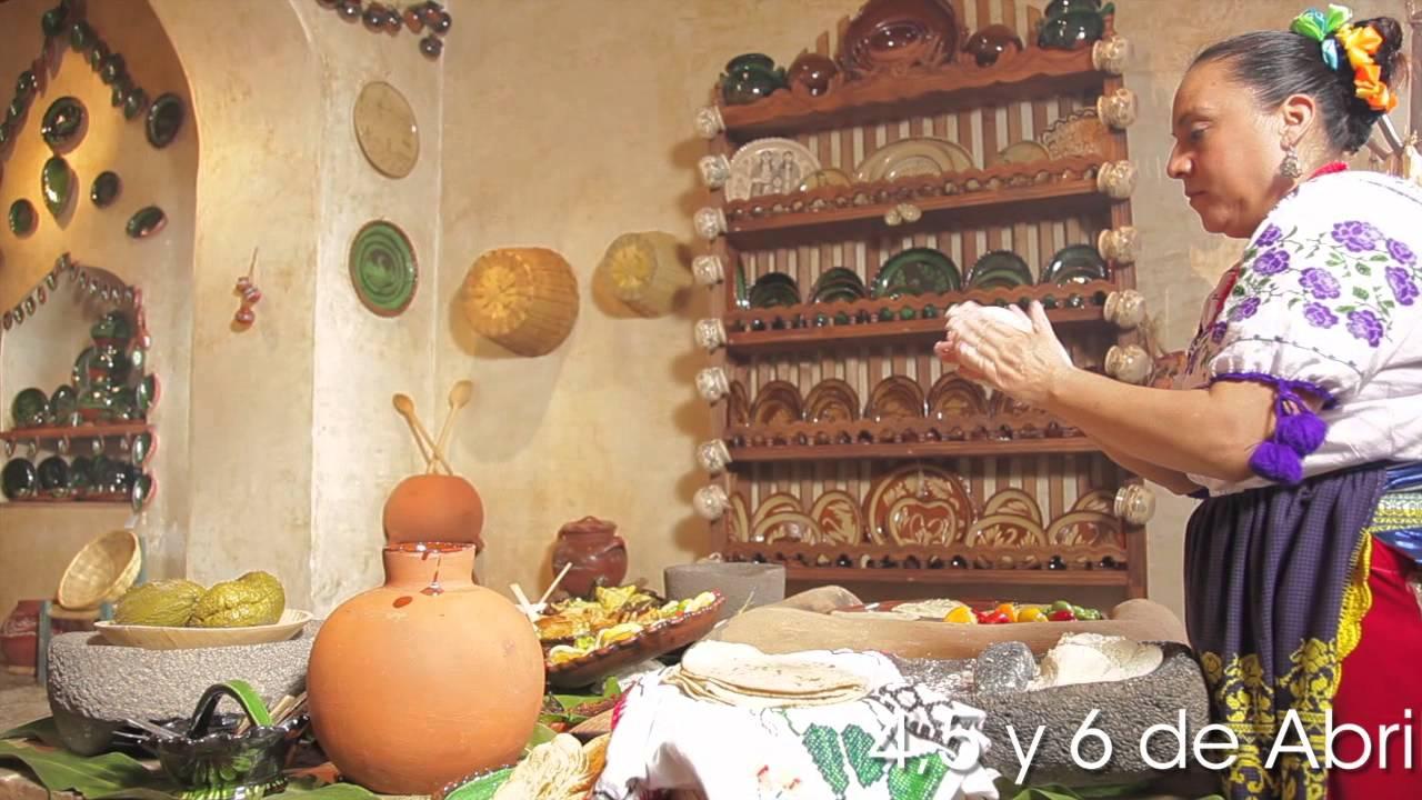 11 encuentro de cocina tradicional de michoac n youtube for Cocina tradicional