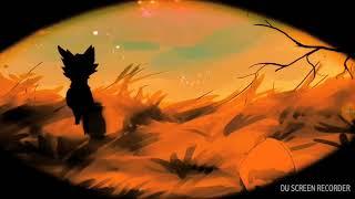 Смерть бурана коты воители