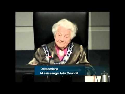 Mississauga Arts Council Strategic Plan Presentation