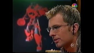"""TRON 2.0 - Giga.de interview with Jason """"Jace"""" Hall of Monolith Productions in 2002"""