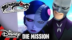 MIRACULOUS - Clip: Die Mission | Disney Channel 🐞🐱