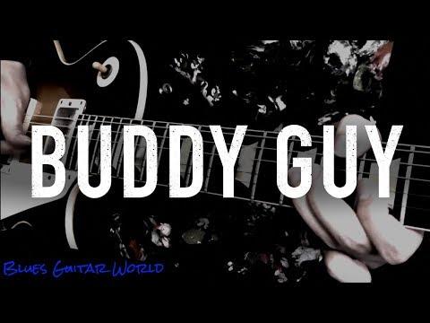 Buddy Guy / Nine Below Zero : Guitar Solo [BGW]