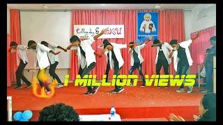"BMC COLLEGE DAY MASS DANCE PERFORMANCE BY ""BCOM BOYS"""
