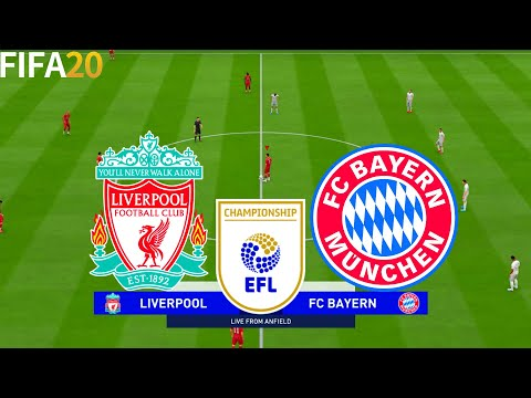 FIFA 20 | Liverpool vs Byern Munchen - Super Championship - Full Match & Gameplay from YouTube · Duration:  13 minutes 40 seconds