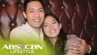 #ThisModernLove: Ateneo Blue Eagles Therese Gaston and Rex Intal