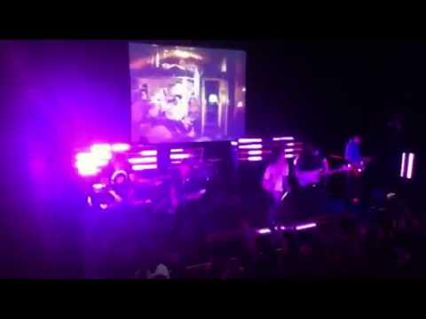 Underoath - Writing On The Walls live Denver 2/6/11