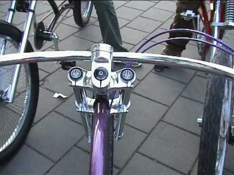 FBI Amsterdam 2006 part 2 /  Chopaderos / Custom Bicycles