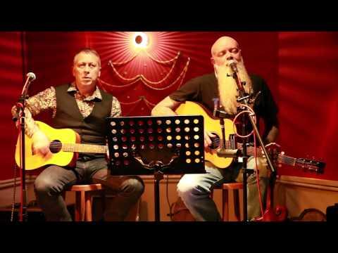James Boyle & Michael Reufsteck - personal jesus (acoustic) by Rich Serra