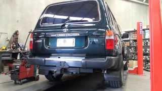 Toyota Landcruiser 80 Series Safari Turbo 3