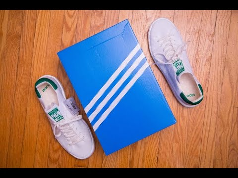 Adidas Stan Smith Boost PK 'Primeknit' Review And On Feet