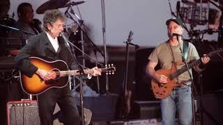 Bob Dylan - My Back Pages (Paul Simon Tour 1999)