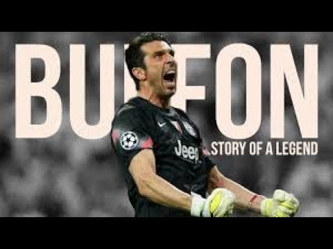 Gianluigi Buffon -Sad ending of a Legend (1995-2017)