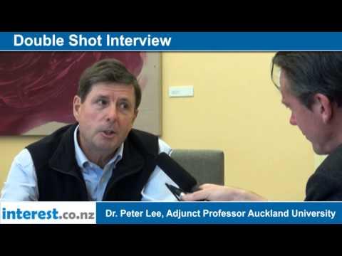 Dr Peter Lee, Adjunct Professor of Auckland University