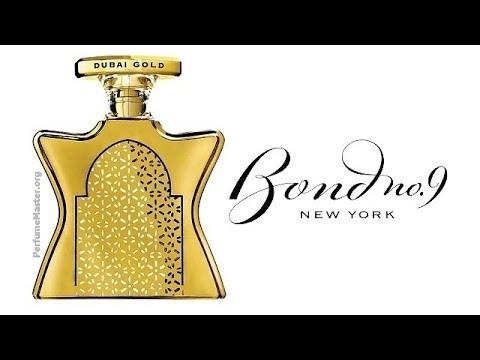 59f9132810a9 Bond No 9 Dubai Gold Fragrance - YouTube
