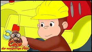 Coco der Neugierige Affe Deutsch 🐵Auf Hamsterjagd 🐵Ganze Folgen 🐵Cartoons für Kinder 🐵Staffel 6