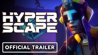 Hyper Scape - Season 3 Cinematic Trailer