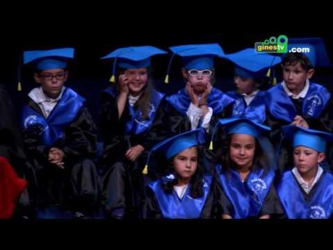 Graduación del alumnado del colegio Abgena de Gines 2016