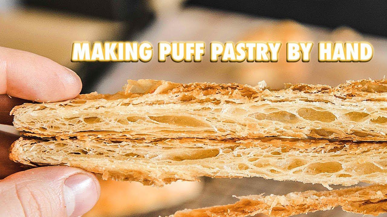 Homemade Puff Pastry