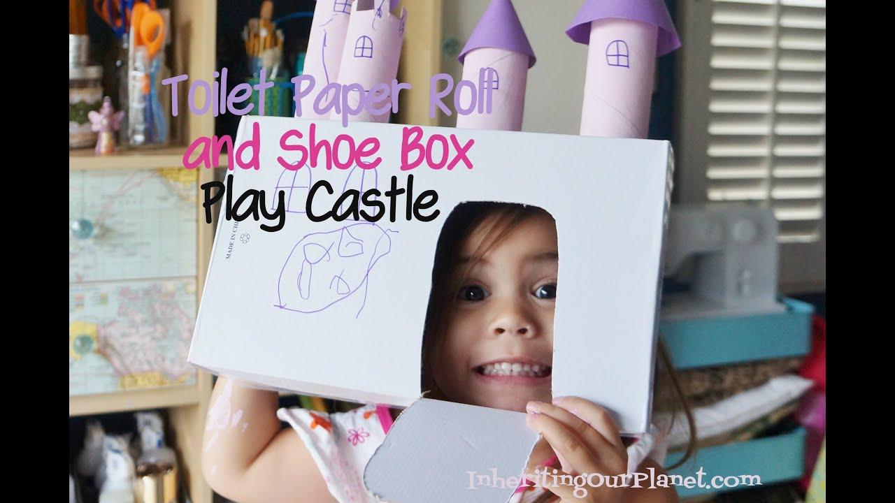 How to make a paper castle decoration - How To Make A Paper Castle Decoration 56