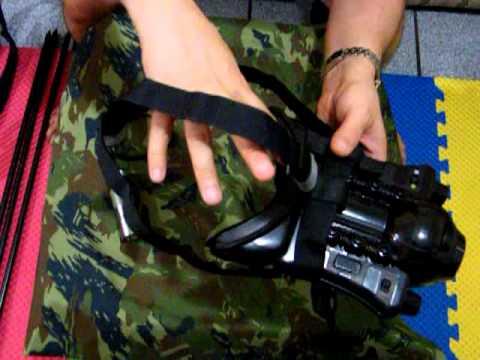 kit-armamento---carabina-de-pressão-e-eye-clops-de-visão-noturna