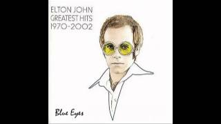 Elton John - Blue Eyes - HQ Audio