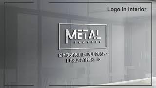 Metal Factory brand book by Slice Consulting