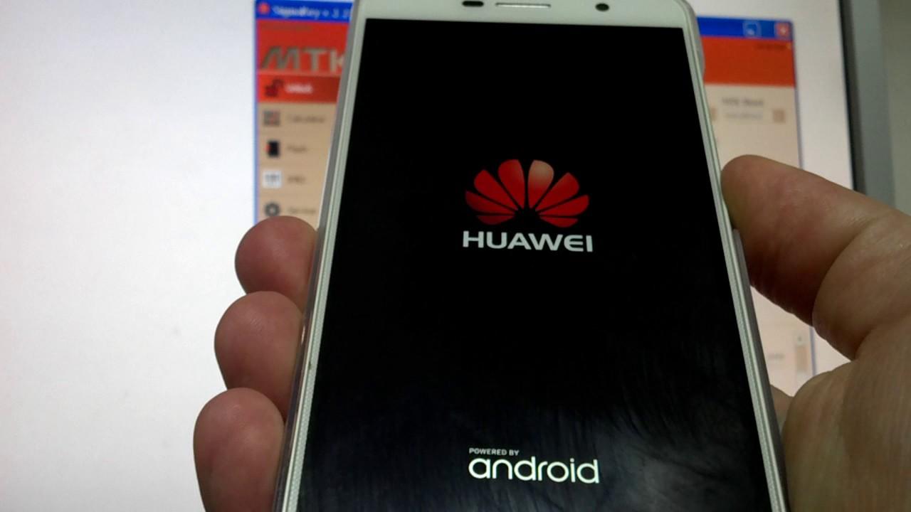 Huawei Y6 Pro TIT-U02 unlock with Sigmakey