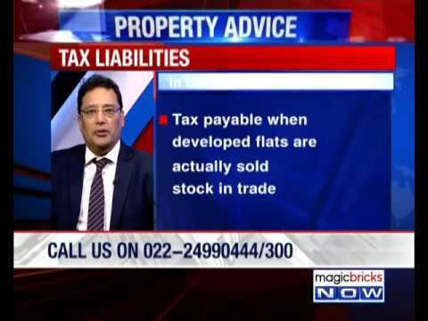 What is the tax liability on selling land?- Property Hotline