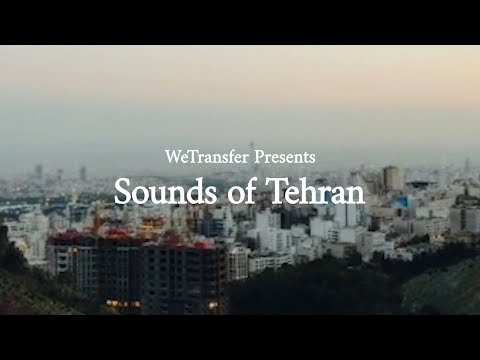 WeTransfer presents Fiore & Bilic:  Sounds of Tehran