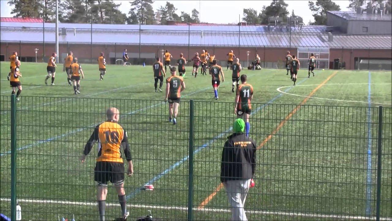 Jyväskylä Rugby Club - Kuopio Rugby Club - YouTube 24444e8ca6