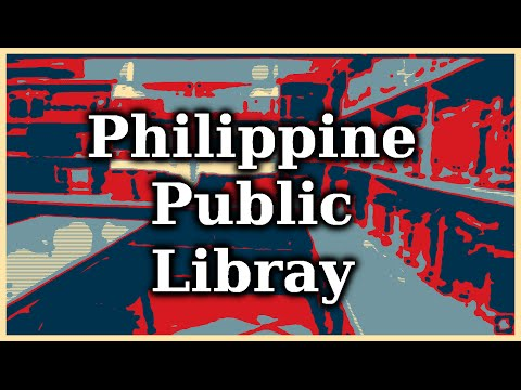 Visiting the Cavite Public Library - Philippines