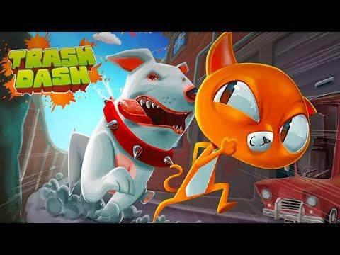 Trash Dash Android Gameplay (Beta)