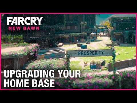 Far Cry New Dawn: How To Upgrade Your Home Base | Ubisoft [NA] thumbnail