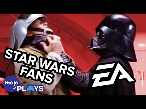 Has EA Ruined Their Chance With Star Wars?