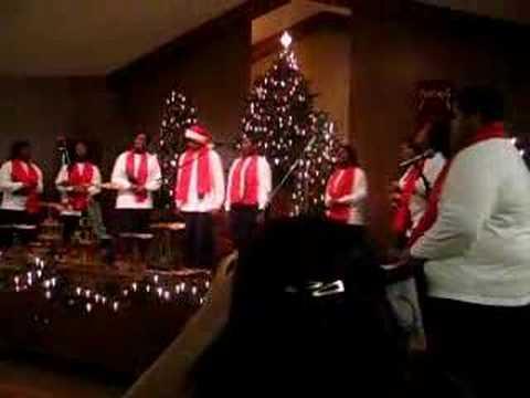 AU Gospel Choir Christmas