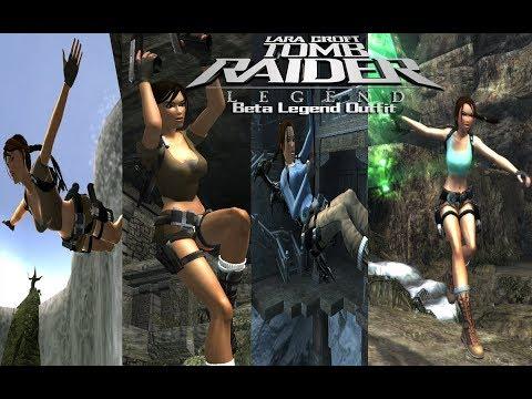Tomb Raider 7 Modding Showcase Beta Legend Outfit Youtube