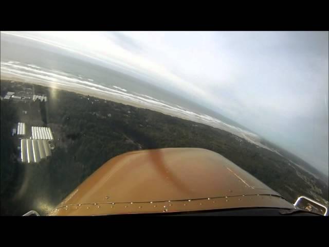 Wakonda Beach (R33) Landing.wmv