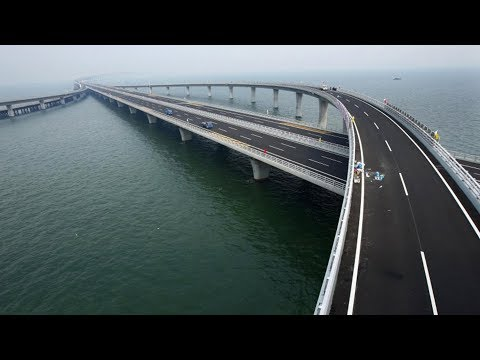 Top 10 LONGEST Bridges on Earth
