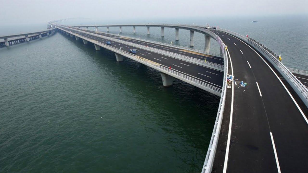 Top 10 LONGEST Bridges on Earth