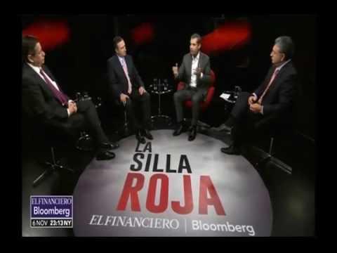 """Entrevista al Dr. Enrique Ochoa Reza en el programa """"La Silla Roja"""" de El Financiero Tv (06/11/16)"""