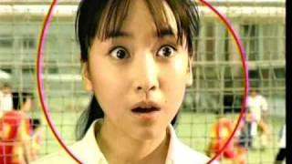 Jフォン/ボーダフォン CM 黒川智花 デビッド・ベッカム 黒川智花 動画 3